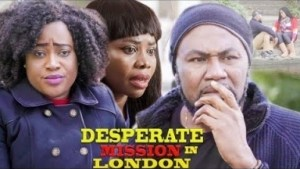 Desperate Mission In London Part 1 - 2019